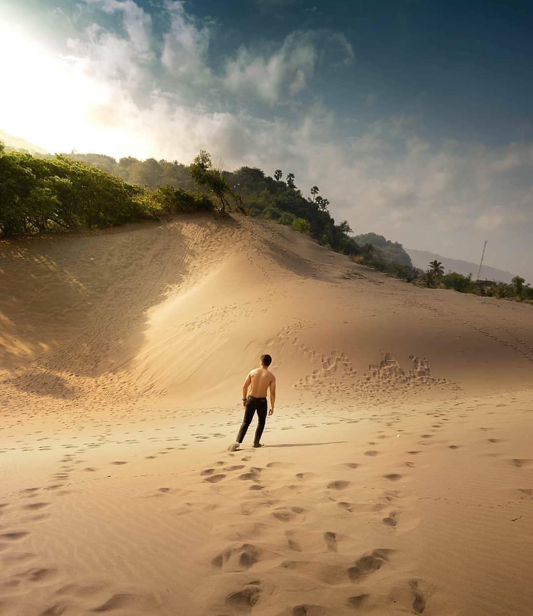 Gumuk pasir parangkusumo 69260b